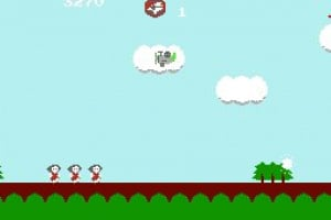 Sky Kid Screenshot