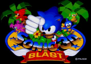 Sonic 3D Blast Review - Screenshot 2 of 2