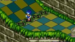 Sonic 3D Blast Screenshot