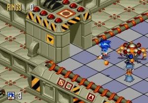 Sonic 3D Blast Review - Screenshot 2 of 2