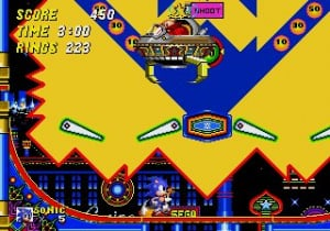Sonic the Hedgehog 2 Review - Screenshot 1 of 2