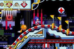 Sonic the Hedgehog 3 Screenshot