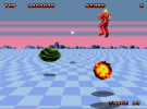 Space Harrier II Screenshot