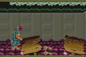 Splatterhouse Screenshot