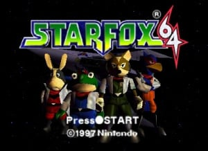 Star Fox 64 Review - Screenshot 2 of 3