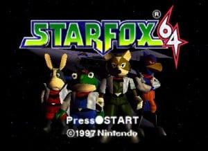 Star Fox 64 Review - Screenshot 1 of 5