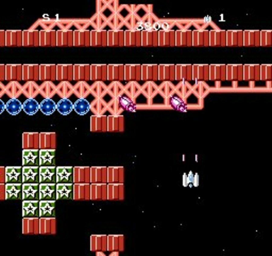 Star Soldier Screenshot