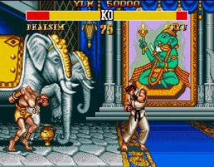 Street Fighter II': Special Champion Edition Review - Screenshot 2 of 3