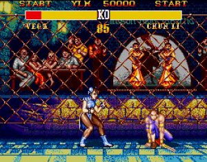 Street Fighter II': Special Champion Edition Review - Screenshot 1 of 3