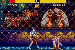 Street Fighter II': Special Champion Edition Screenshot