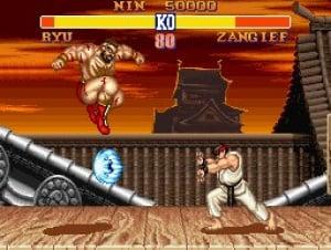 Street Fighter II: The World Warrior Review - Screenshot 1 of 4
