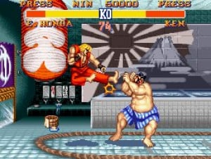 Street Fighter II: The World Warrior Review - Screenshot 1 of 3