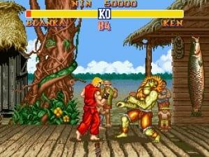 Street Fighter II: The World Warrior Review - Screenshot 2 of 4