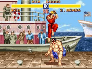 Street Fighter II: The World Warrior Review - Screenshot 2 of 3