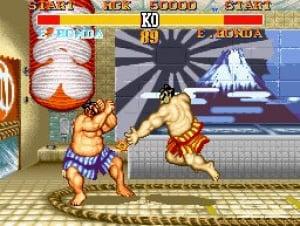 Street Fighter II' Turbo: Hyper Fighting Review - Screenshot 1 of 4