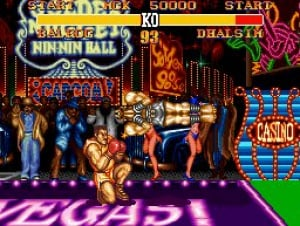 Street Fighter II' Turbo: Hyper Fighting Review - Screenshot 1 of 4