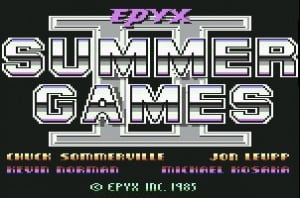 Summer Games II Review - Screenshot 1 of 4