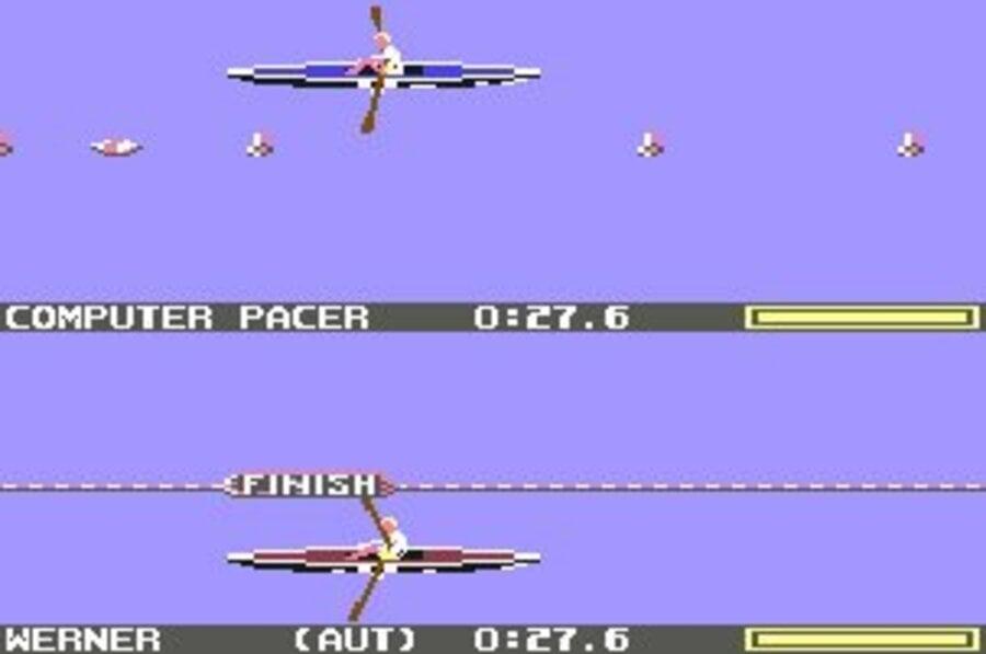 Summer Games II Screenshot