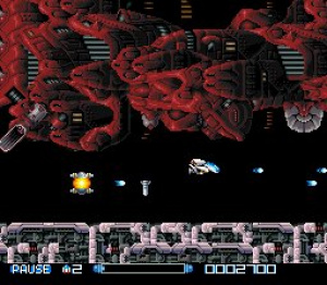 Super R-Type Review - Screenshot 2 of 3
