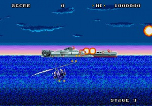 Super Thunder Blade Review - Screenshot 1 of 2