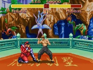 Super Street Fighter II: The New Challengers Review - Screenshot 2 of 3