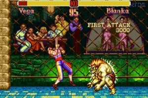 Super Street Fighter II: The New Challengers Screenshot