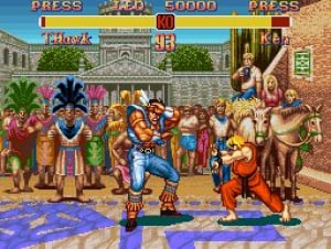 Super Street Fighter II: The New Challengers Review - Screenshot 1 of 4