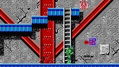 Teenage Mutant Ninja Turtles Screenshot