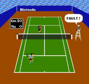 Tennis Review - Screenshot 1 of 2