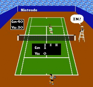 Tennis Review - Screenshot 2 of 3