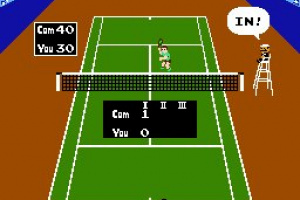 Tennis Screenshot