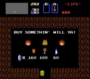The Legend of Zelda Review - Screenshot 2 of 4