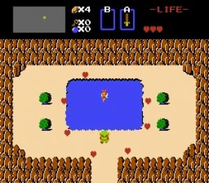 The Legend of Zelda Review - Screenshot 1 of 5