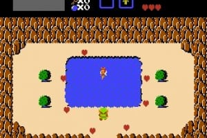 The Legend of Zelda Screenshot