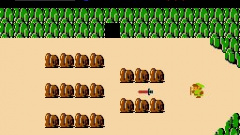 The Legend of Zelda Screenshot