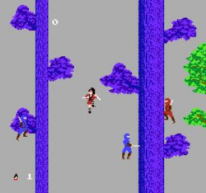 The Legend of Kage Review - Screenshot 2 of 2