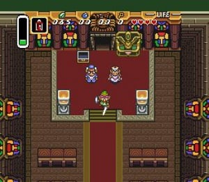 The Legend of Zelda: A Link to the Past Review - Screenshot 3 of 3