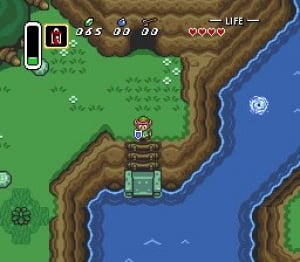 The Legend of Zelda: A Link to the Past Review - Screenshot 1 of 2