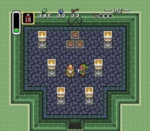 The Legend of Zelda: A Link to the Past Review - Screenshot 2 of 3
