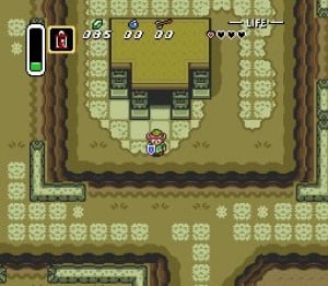 The Legend of Zelda: A Link to the Past Review - Screenshot 1 of 3