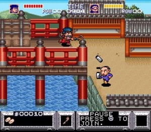 The Legend of the Mystical Ninja Review - Screenshot 3 of 4