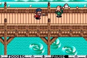 The Legend of the Mystical Ninja Screenshot