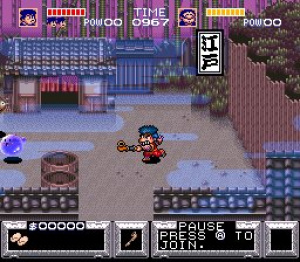 The Legend of the Mystical Ninja Review - Screenshot 3 of 3