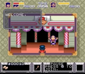The Legend of the Mystical Ninja Review - Screenshot 2 of 4