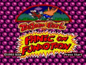 ToeJam & Earl in Panic on Funkotron Review - Screenshot 1 of 2