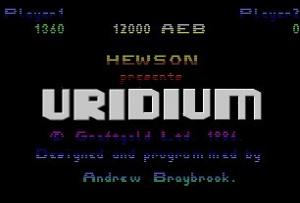 Uridium Review - Screenshot 2 of 2