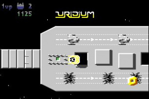 Uridium Screenshot