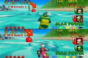 Wave Race 64 Review - Screenshot 4 of 5