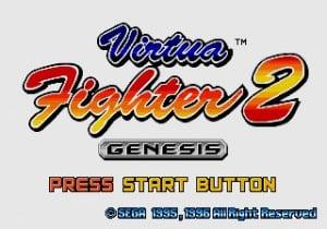 Virtua Fighter 2 Review - Screenshot 1 of 2