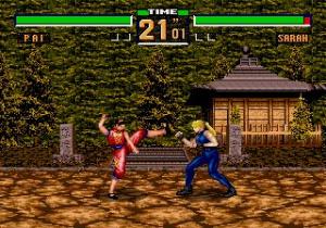 Virtua Fighter 2 Review - Screenshot 2 of 2